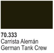 Panzer Aces 333 - German Tank Crew (Black) <br>Vallejo70333